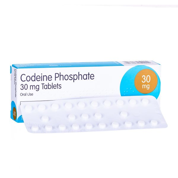 Buy Codeine phosphate 30mg