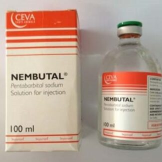 Buy Nembutal Pentobarbital Solution